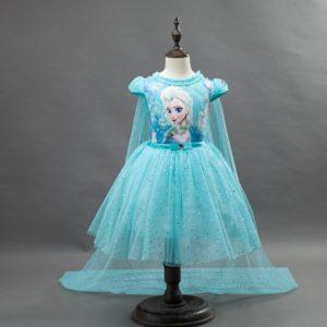 Dívčí šaty Elsa