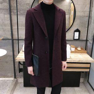 Luxusní společenský pánský kabát Lotrics