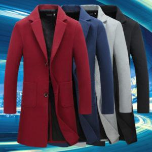 Pánský kabát T-Bo