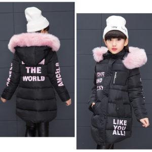 Dětská zimní bunda Agnes