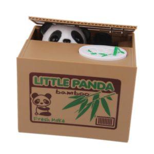 Pokladnička ve tvaru pandy