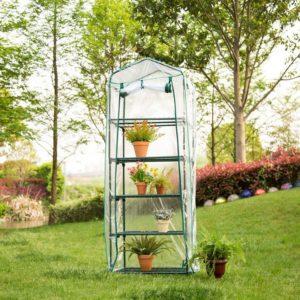 Zahradní skleník/pařeniště