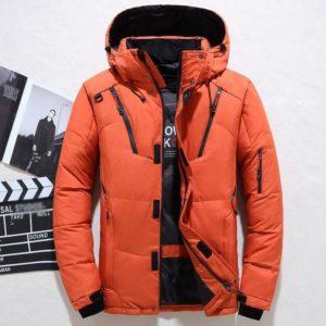 Pánská stylová zimní bunda Jake