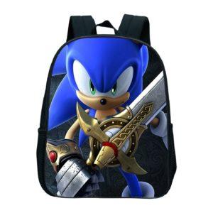 Dětský školní set Sonic