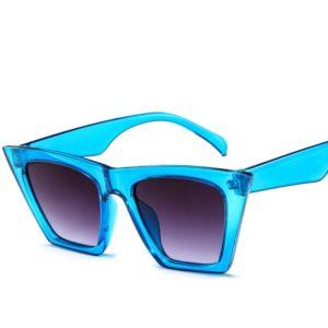 Hranaté dámské sluneční brýle Trina