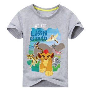 Dětské tričko s potiskem Lví král