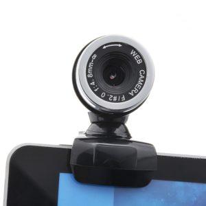 Počítačová USB Webkamera s mikrofonem