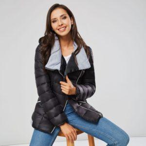 Dámská zimní bunda Tepa