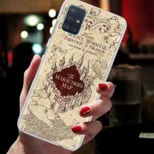Pevné pouzdro pro mobilní telefon Samsung - Harry Potter