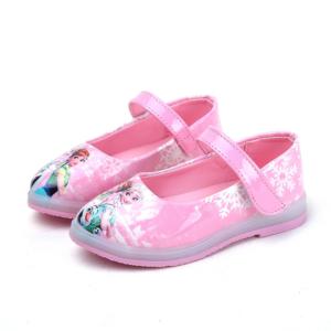 Nádherné svítící sandálky Frozen