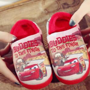Dětské hřejivé pantofle Disney