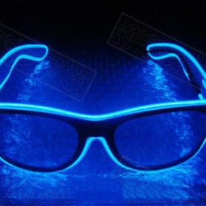 Svítící LED brýle