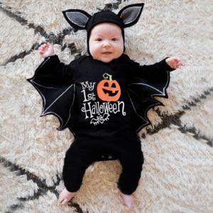 Roztomilý hallowenský kostým pro děti