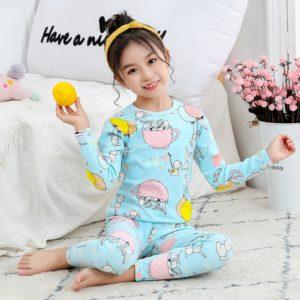 Roztomilé dětské pyžamo s motivy