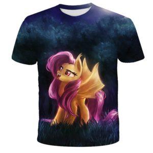 Dětské triko s potiskem Můj malý Pony ve více variantách