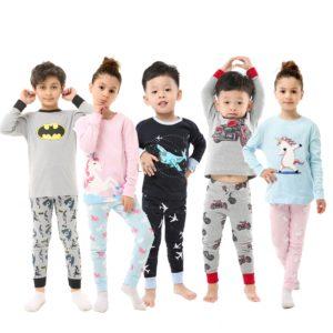 Dětské dvoudílné pyžamo