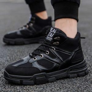 Pánské stylové zimní boty Berry