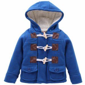 Chlapecký zimní kabát