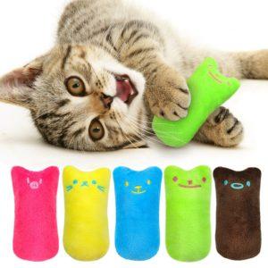 Kočičí hračka plyšová myš