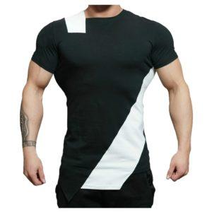 Pánské fitness tričko s krátkým rukávem Jaycosin
