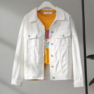 Dámská stylová džínová bunda Lilah