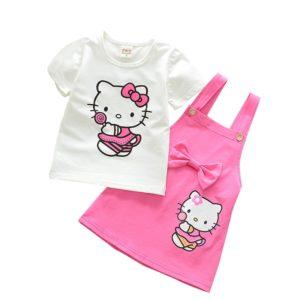 Letní dívčí souprava Hello Kitty