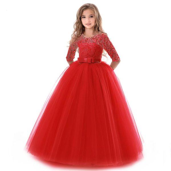 Dívčí princeznovské šaty Nancie