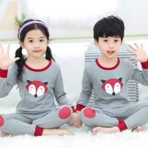 Dětské pyžamo s potiskem
