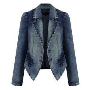 Dámská luxusní džínová bunda Jayne