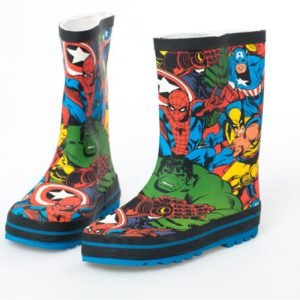 Dětské gumovky superhrdinové Marvelu