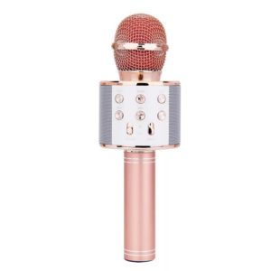 Bezdrátový Karaoke mikrofon s Bluetoooth