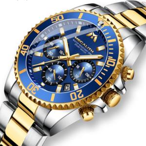 Luxusní pánské hodinky Megalith Royal Touch