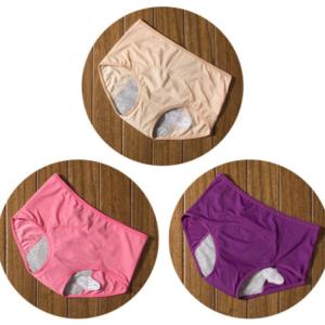 Dámské menstruační kalhotky - sada