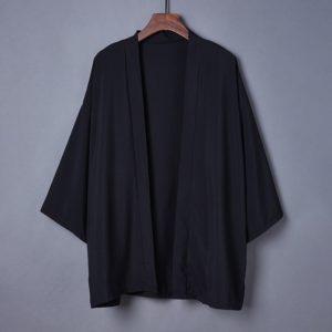 Unisex letní kimono oversize