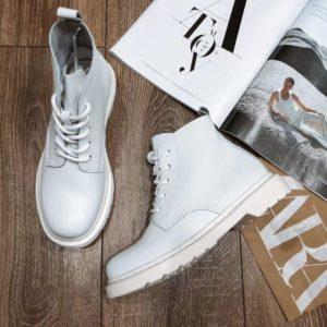 Dámské vysoké boty na podzim / zimu