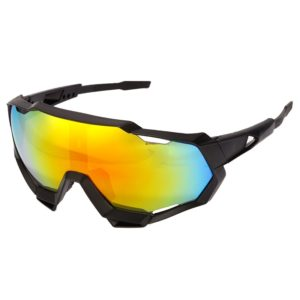 Stylové cyklistické lyžařské brýle - unisex