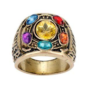 Prsten se šesti kameny nekonečna - Avengers