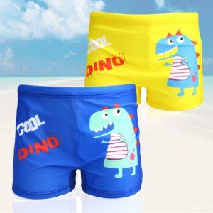 Dětské plavky s dinosaury pro chlapce