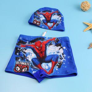Dětské plavky s koupací čepicí