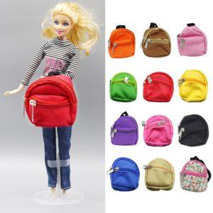 Mini batůžek pro panenky Barbie