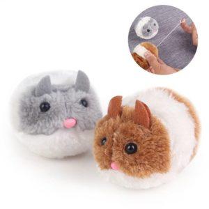 Natahovací hračka myšky pro kočky