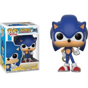 Sběratelská figurka - ježek Sonic