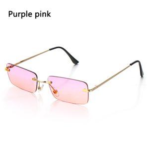 Dámské sluneční obdélníkové brýle
