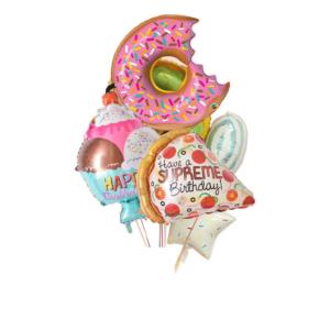 Sada 6 ks párty balónků