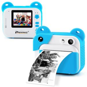 Dětský roztomilý fotoaparát / videokamera na termo kotoučky