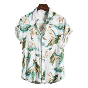 Módní pánské letní košile