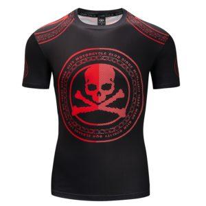Pánské tričko s 3D potiskem