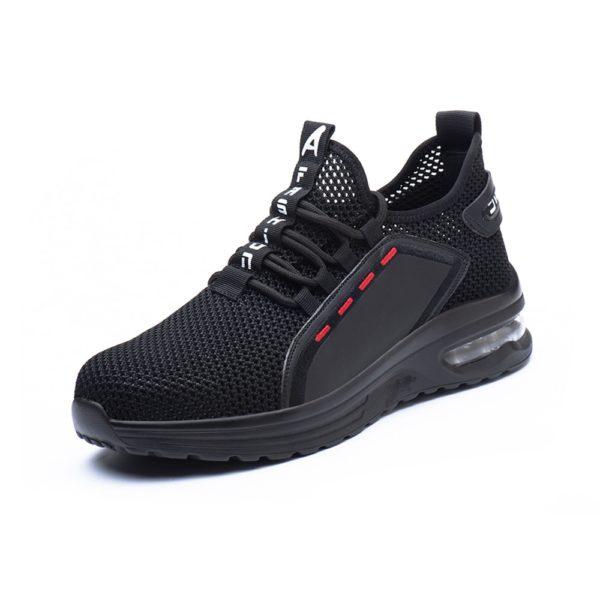 Pánské pracovní boty s ocelovou špičkou