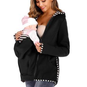 Těhotenská a nosící bunda Elora