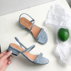 Dámské sandálky na jaro